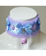 Made to Order - DDLG Collar - Princess Lilianne - pastel victorian haraj... - $27.00