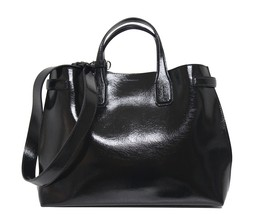 New Burberry Medium Banner Leather Tote - $978.04