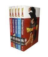 Dragon Ball Super: Complete Series Seasons Part 1-5 (DVD 10-Disc Box Set... - $55.55