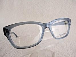 Calvin Klein Ck 5835 (280) Azure Silk 53 X 16 135 mm Eyeglass Frame - $65.41