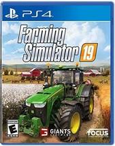 Farming Simulator 19 - PlayStation 4 [video game] - $26.94