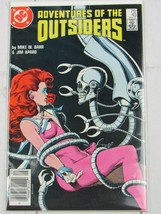 ADVENTURES OF THE OUTSIDERS #45 1987 - C4642 - $2.49