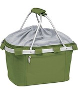 Picnic Time Metro Insulated Basket (Olive) - $38.56