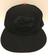 Florida Gators Nike True Dri-Fit Stretch Fit One Size Baseball Hat Cap Black - $16.03