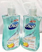 Dial Coconut Water & Mango Hand Soap,7.5 oz each, 2 PK - $11.45