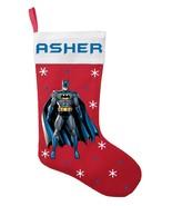Batman Christmas Stocking - Personalized and Hand Made Batman Christmas ... - $29.99