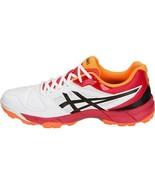 Asics Cricket Shoes Gel Peake 5 For Men  Size  UK 9  White/Black - $131.00