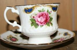 "Pretty Vintage Elizabethan ""Buckingham"" Fine Bone China - $23.13"