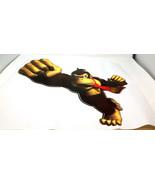 Nintendo 18 x 24 Wall Sized Graffix Donkey Kong Brand New! - $9.89