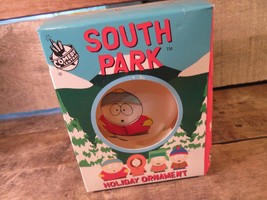 CARTMAN South Park Holiday Christmas Ornament Ball NEW Vintage Tree Deco... - $9.89
