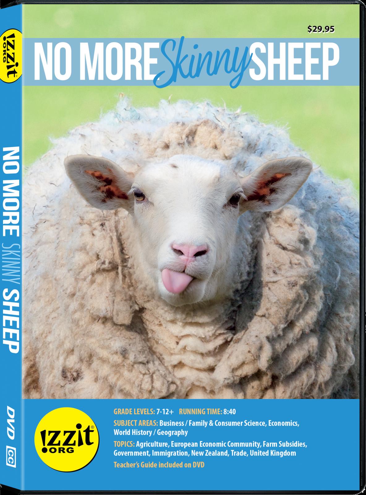 Skinny sheep largebox