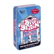 Big Brain Academy Card Game by University Games - $9.99