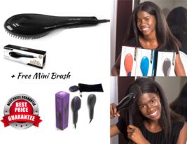 Corioliss Hair Straightener/Straighteners/Hair Straightening Brush (Black) - $60.00