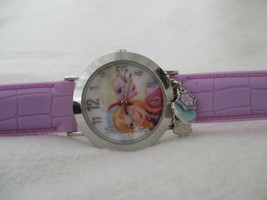 Disney Analog Wristwatch with a Buckle Band and Water Resistance - $29.00