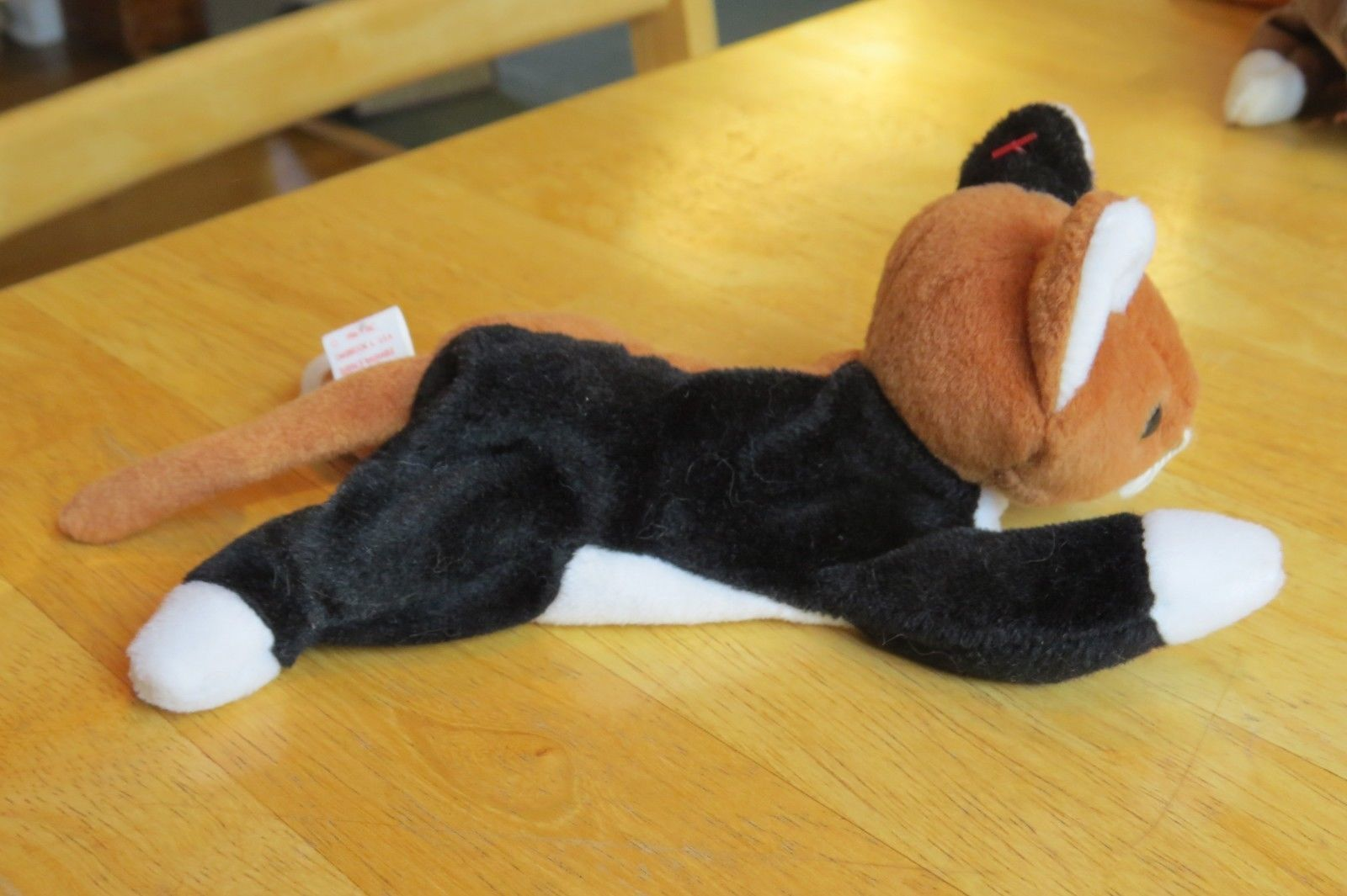 Vintage retired beanie baby NMWT with tags: and 10 similar items