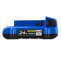 Kobalt 24-Volt Max 2.0-Ah Li-ion Compact Battery - $47.51