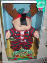 NIB Mattel Cabbage Patch Kids Holiday Baby Doll Jon Arvin Dec 25 Special... - $59.99