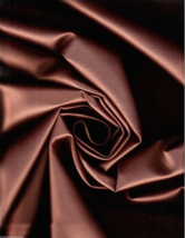 Ultrafabrics Pearlized Copper Faux Leather Upholstery Fabric 5 yards RE5 - $171.00