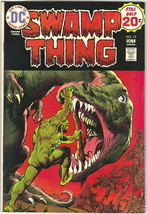 SWAMP THING Comic Book #12 DC Comics 1974 VERY FINE- - $12.13