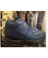 Nike Air Max Goadome ACG Leather Boot Navy Blue Men's Size 7 - $122.75