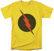 Il Flash Inversa Logo Super Eroe DC Comics TV Show Justice League Camicia S-3XL - $25.23