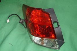 2010-12 Subaru Outback Wagon Outer Taillight Lamp Left Driver Side - LH image 2