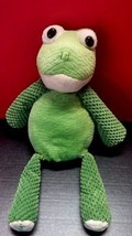 "Scentsy Buddy Ribbert Frog Air Freshener Plush Collectible Toad Fragrance 15"" - $16.99"