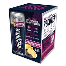 KILL CLIFF Recovery Drink, Blackberry Lemonade, 12 Oz Cans, 4 Count - Cl... - $13.80