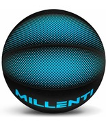 Millenti Cool Basketball Ball Outdoor-Indoor - Street-Smart Blue Regulation - $21.21