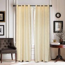 Window Treatment Curtain Panel Semi Blackout Drape DMC716 Dolce Mela Amb... - $75.97