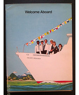 LEE MAJORS & ALL STAR CAST (LOVE BOAT) TV SPECIAL TV PRESSKIT WITH, AUTO... - $247.50