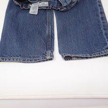 Oshkosh B'gosh Youth Boys Adjustable Waist Loose Fit Straight Leg Jeans Sz 6 image 9
