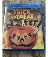 Trick or Treat (Blu-ray/DVD,2020,Unrated,2-Disc Set) Brand New Factory S... - $6.98