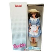 Vintage Little Debbie Snack Cakes Barbie Doll 1992 10123 Collectible NRFB  - $12.19
