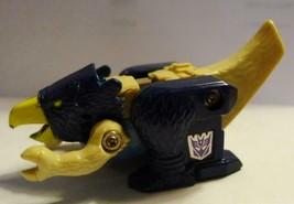 Decepticon Flamefeather Hasbro Transformer Gen 1 Mini robot bird 1980s Toy - $19.75