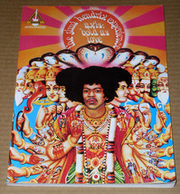 Jimi Hendrix Axis Bold As Love Songbook 1996 Reissue - $49.99