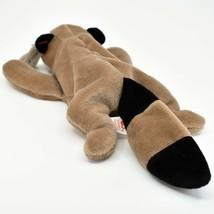 1995 Ty Beanie Baby Ringo the Raccoon Retired Beanbag Plush Toy Doll image 2