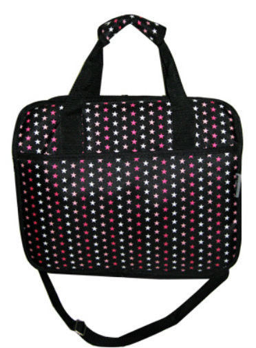 Primary image for Laptop Notebook Carry Case Messenger Sling TP109 Stars Tablet Office Bag