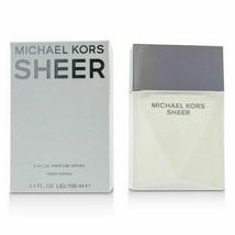 Michael Kors Sheer for Women EDP - 3.4oz / 100 ml - Brand New In Sealed Box - $79.99
