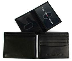 Tommy Hilfiger Men's Premium Leather Credit Card ID Wallet Passcase 31TL22X046 image 11