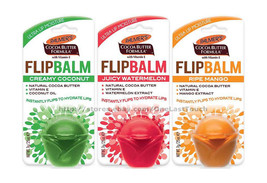 PALMER'S Long-Lasting FLIP BALM Ultra Lip Moisture COCOA BUTTER New *YOU... - $4.99