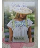 NEW Hankie Style Fashions to Make w Vintage Hankies A. Barickman Indygo ... - $8.99