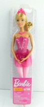 """Barbie Ballerina Ballerina Doll  """"You Can Be Anything"""" Pink Mattel NEW - $8.90"""