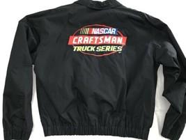 Men's NASCAR  Craftsman Truck Series Jacket Full Zip Size Large New NWT - $42.75