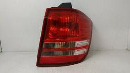 2009-2009 Dodge Journey Passenger Right Side Tail Light Taillight Oem 85403 - $114.29