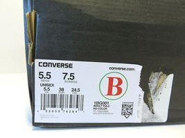 NEW Converse x John Varvatos Grey Star Shoes Size Men's 5.5 Women's 7.5 Low Top image 11