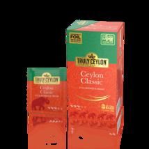 Truly Ceylon Premium Ceylon tea - Ceylon Classic 25 Envelopes x 04 packs - $39.50
