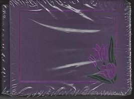 "Creative Memories Photo Album 5"" x 7"" Sweet Blossoms Winter 2001 Scrapbo... - $39.99"