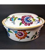 Royal Worcester England Palmyra Bride of the Desert Covered Casserole Di... - $58.41