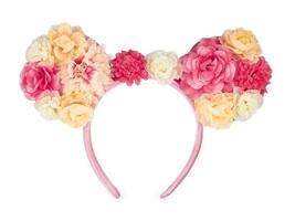 Disney Parks Mickey Mouse Floral Ear Headband - €19,65 EUR